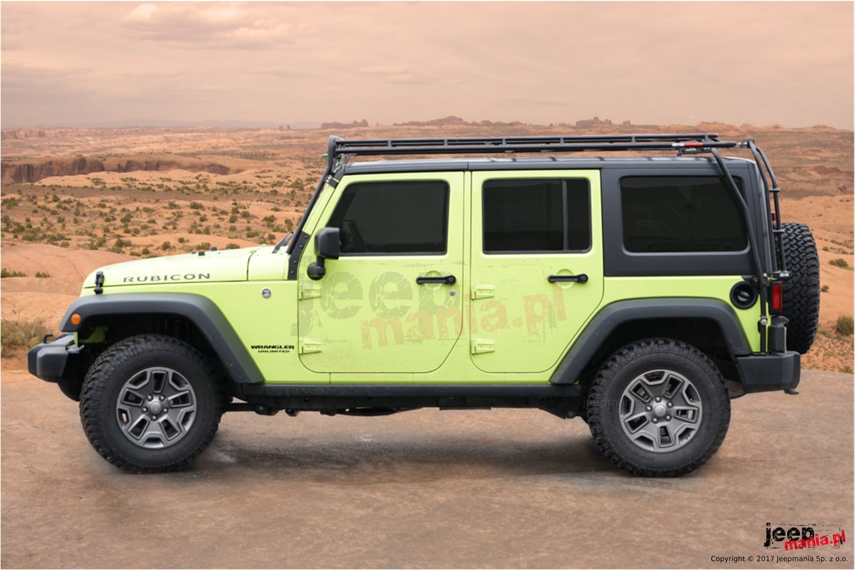 roof rack stealth 4 jeep wrangler jku
