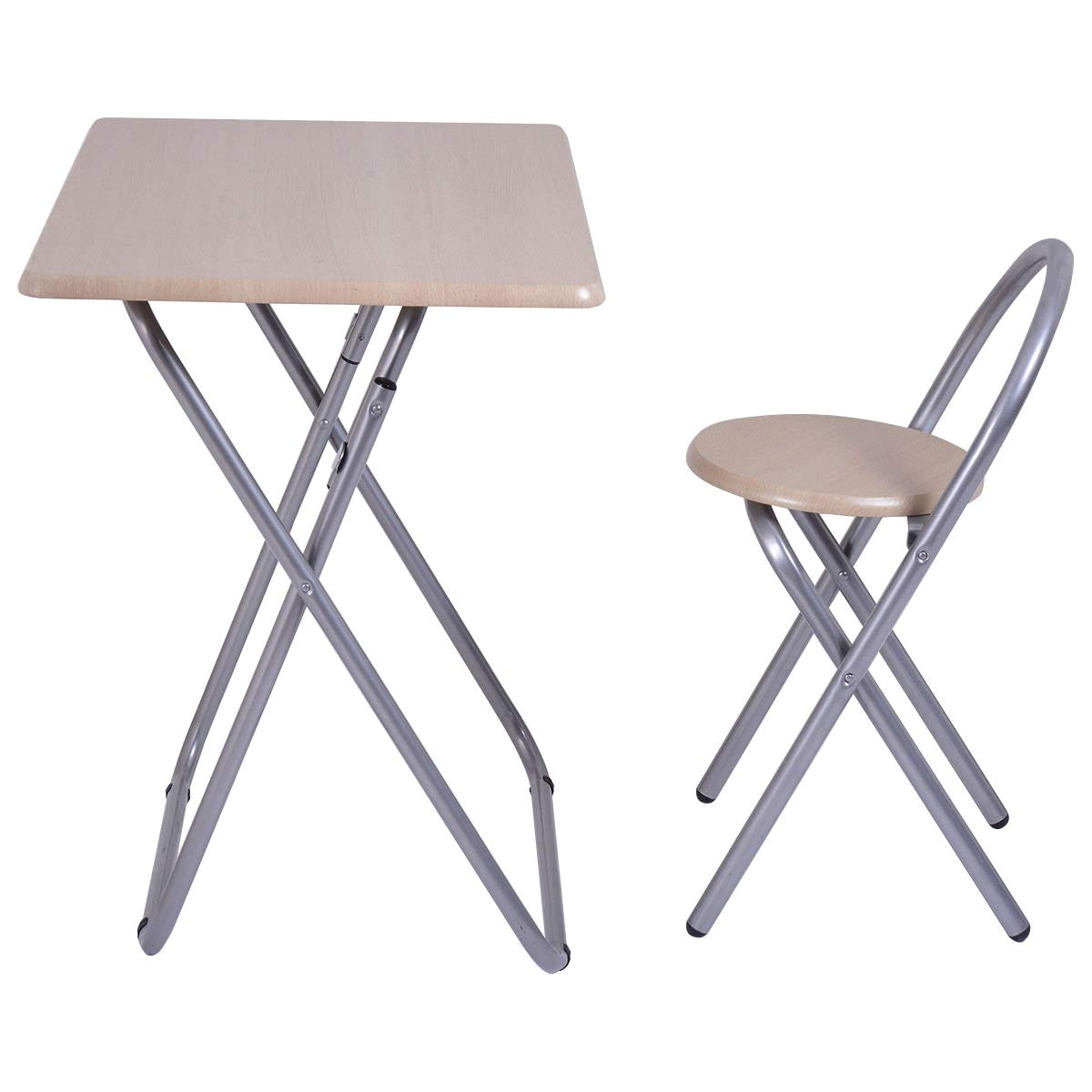 Kid Table and Chair Rentals Near Me Amazon Com Kids Study Writing Desk Table Chair Set Folding Student