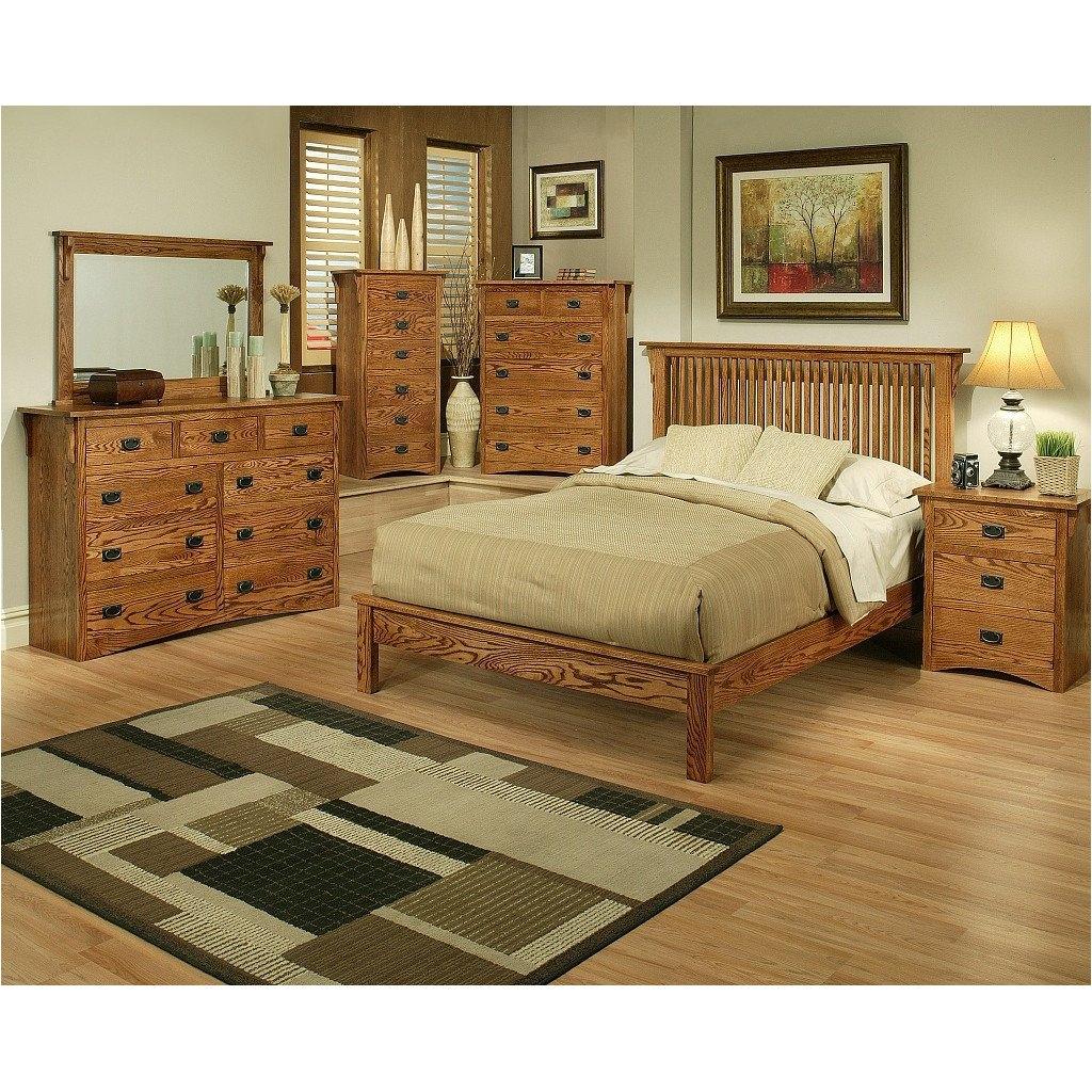 mission oak rake bedroom suite e king size oak for lessa furniture