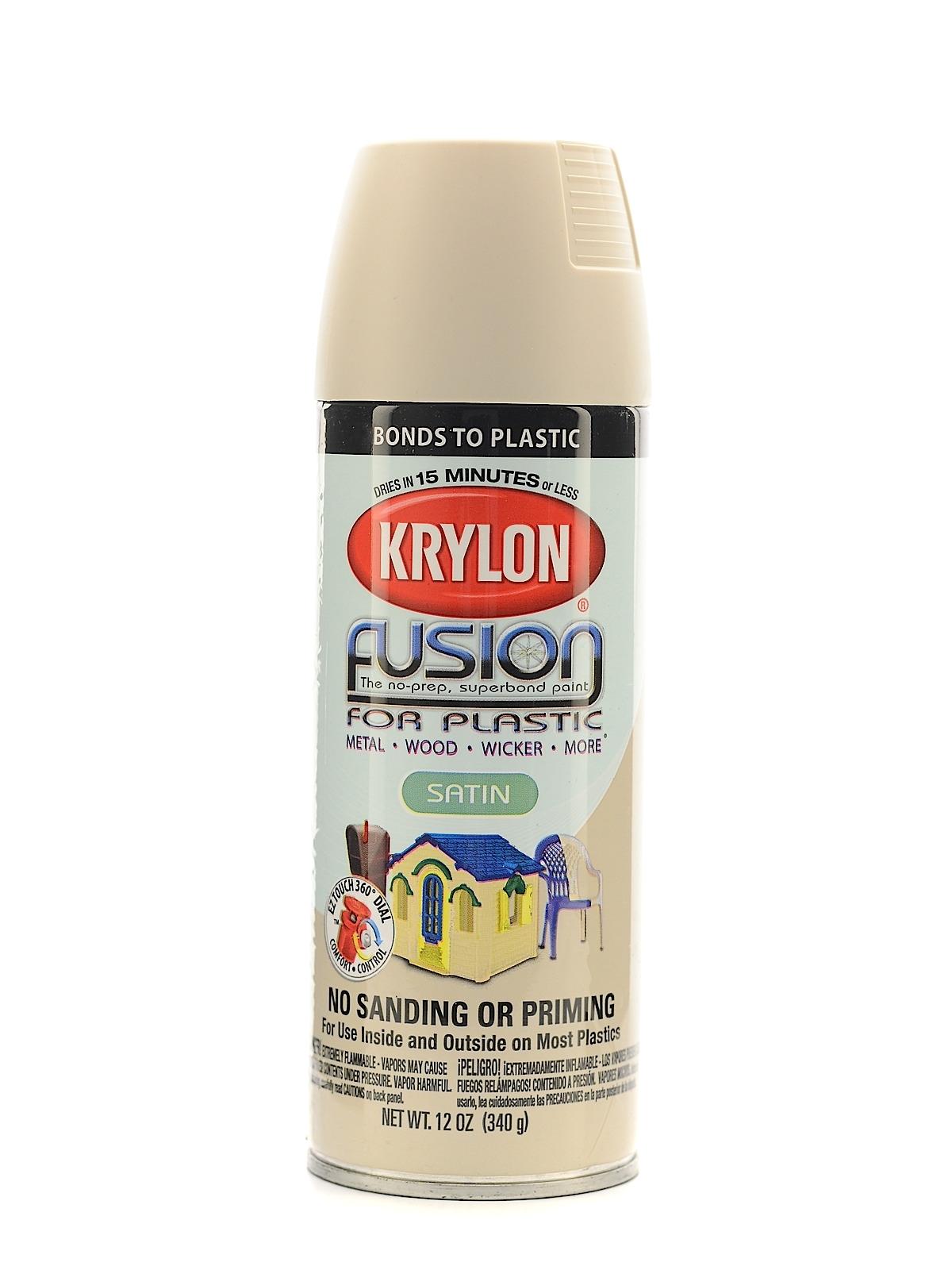 Krylon Spray Paint for Plastic Chairs Krylon Fusion Spray Paint for Plastic Misterart Com
