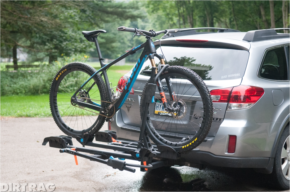 Kuat Nv 2-bike Hitch Rack 1.25-inch Review Rockymounts Monorail Platform Hitch Rack and Single Bike Add