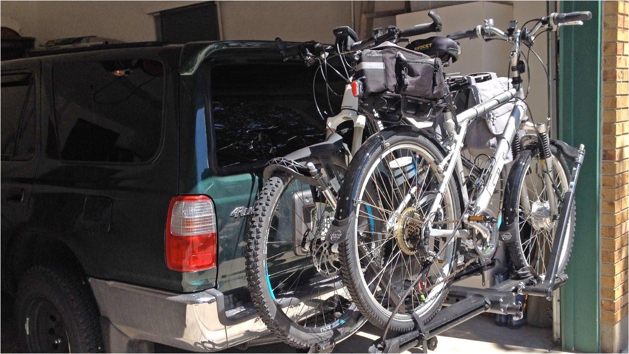 kuat nv bike rack video review