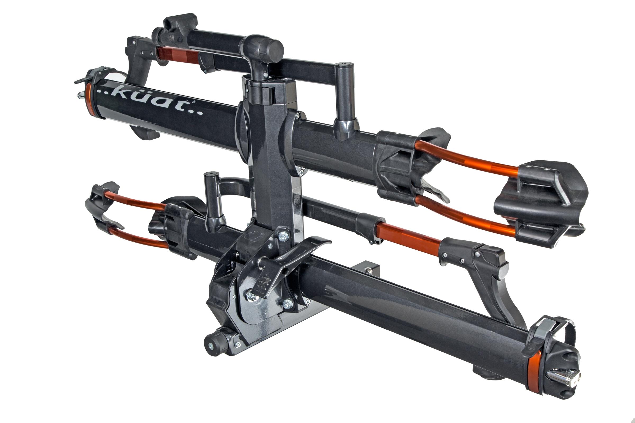 Kuat Nv 2-bike Hitch Rack 2 Gunmetal Grey Rack Comparison Kuat Racks