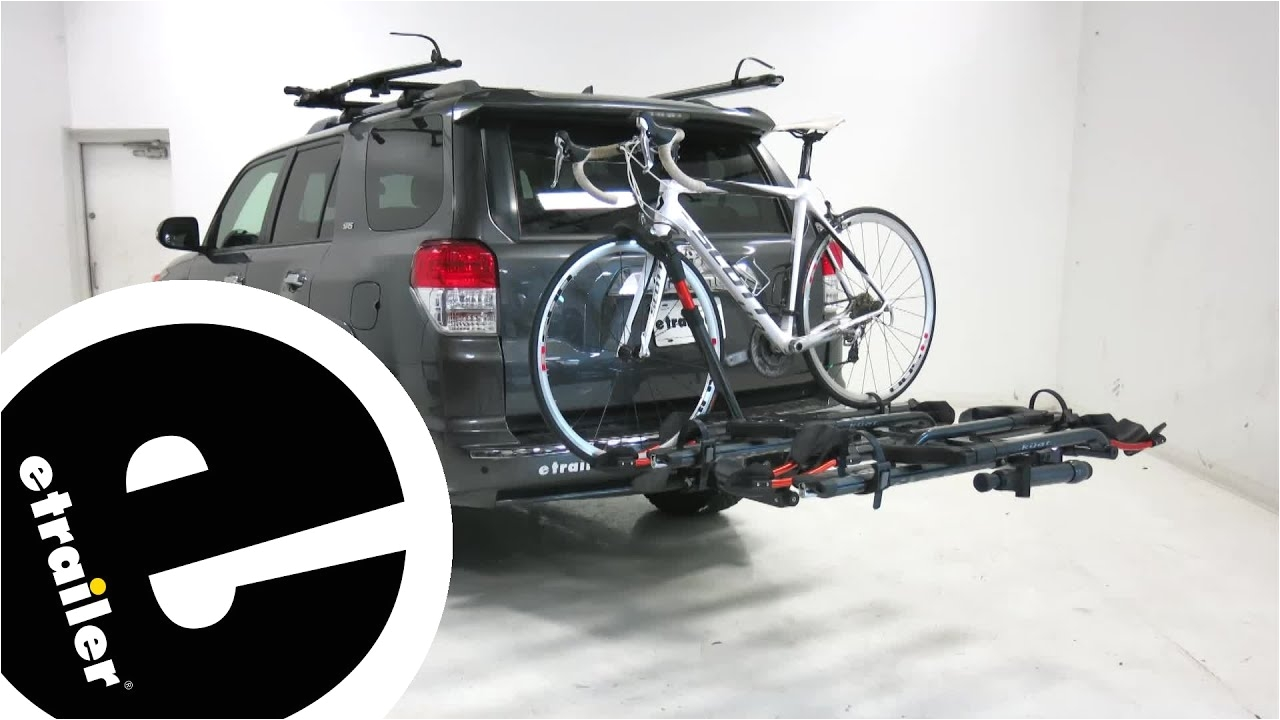 Kuat Nv Add-on 2-bike Hitch Rack Extension Review Kuat Nv 2 Bike Add On Na22g Etrailer Com Youtube