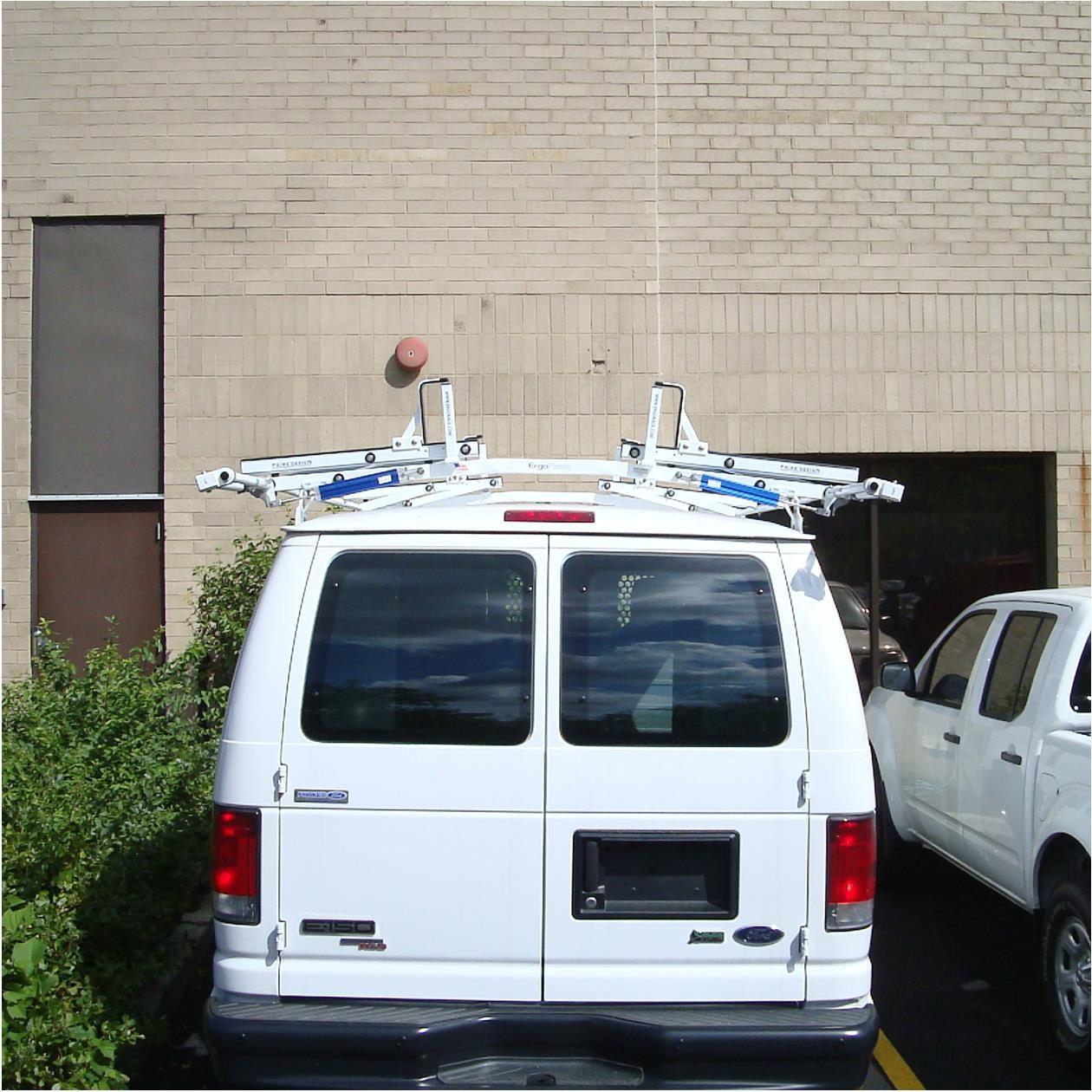 Ladder Rack for Suv Prime Design Ergorack Double Drop Down Ladder Rack for ford