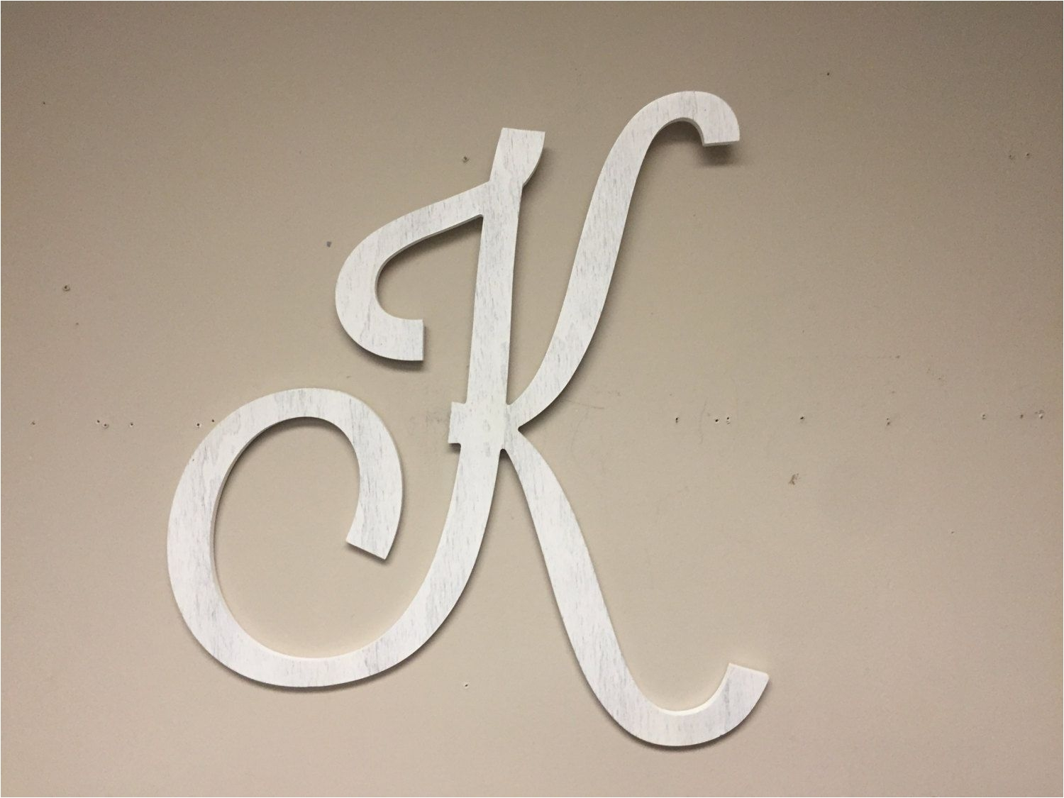 Large Free Standing Letters for Decorating Extra Large Letter K Home Wall Decor Wall Hanging Wall Decal