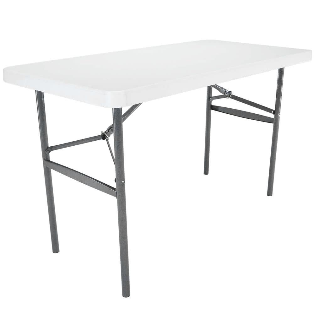 Lifetime Folding Chairs 2802 White Granite Color Plastic 32 Pack Lifetime Folding Table 24 X 48 Plastic White Granite Bulk 2950