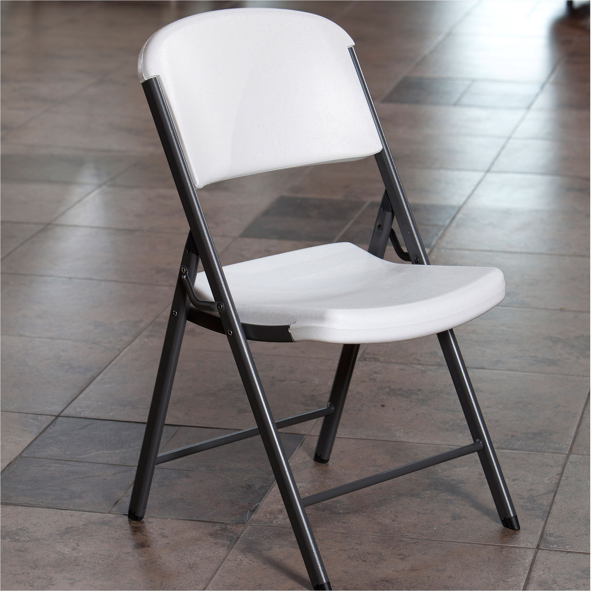 Lifetime Hard Plastic Chairs Chair Mid Century Modern Folding Chair Allan Gould at Chairs Teak