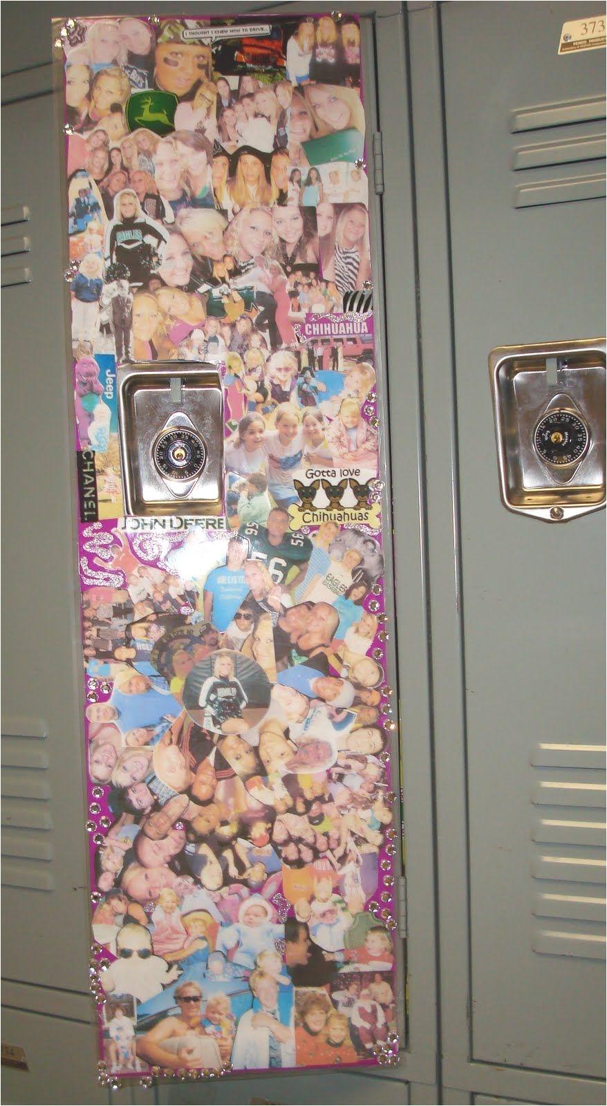 locker laureate the locker decorating expert for rock your locker teen activity