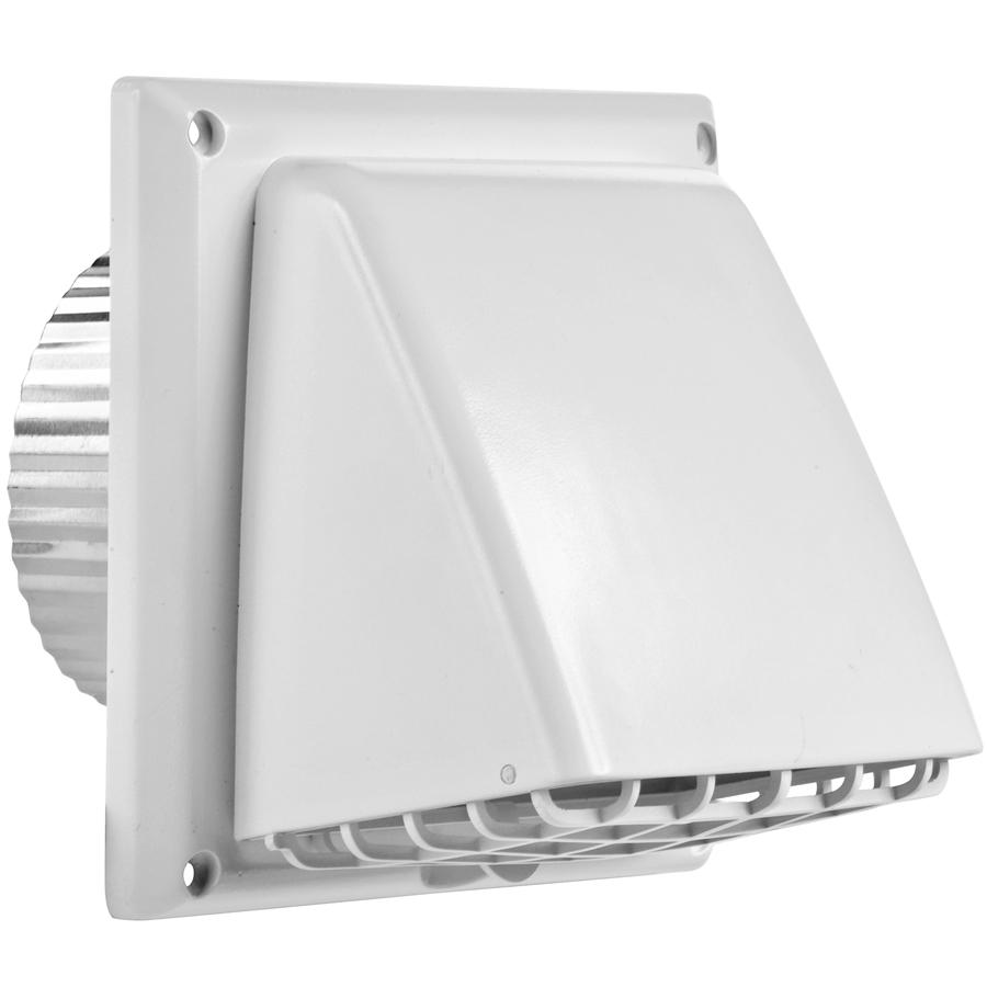 imperial 4 in plastic hood dryer vent cap