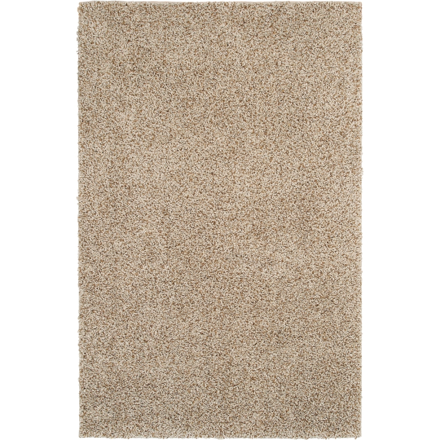 mohawk home kodiak shag buckskin indoor inspirational area rug common 8 x 10