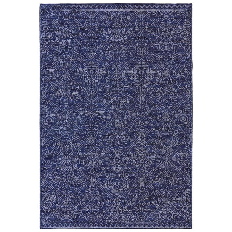 mohawk home marrakesh indigo indoor moroccan area rug common 8 x 10 actual
