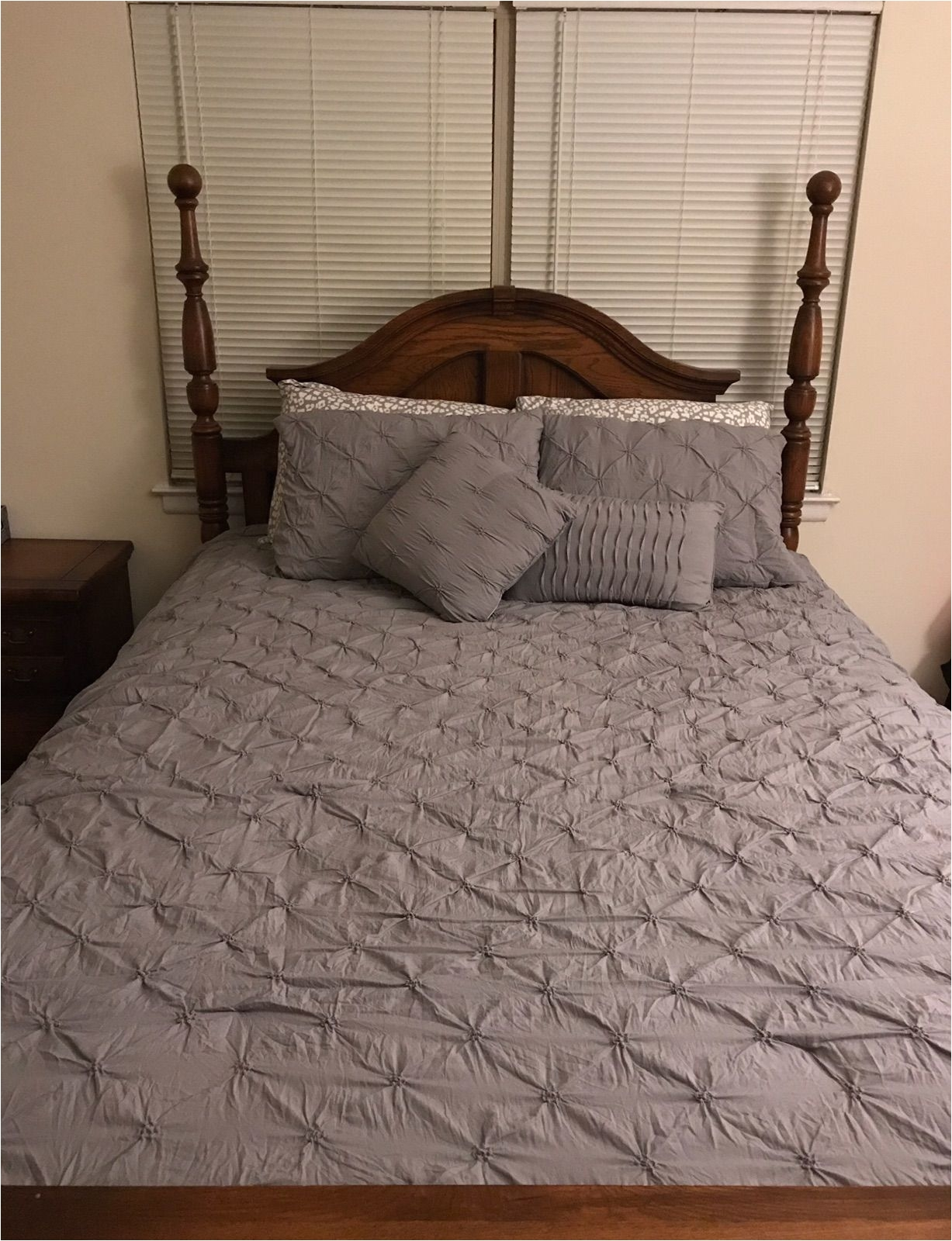 ravello pintuck comforter set