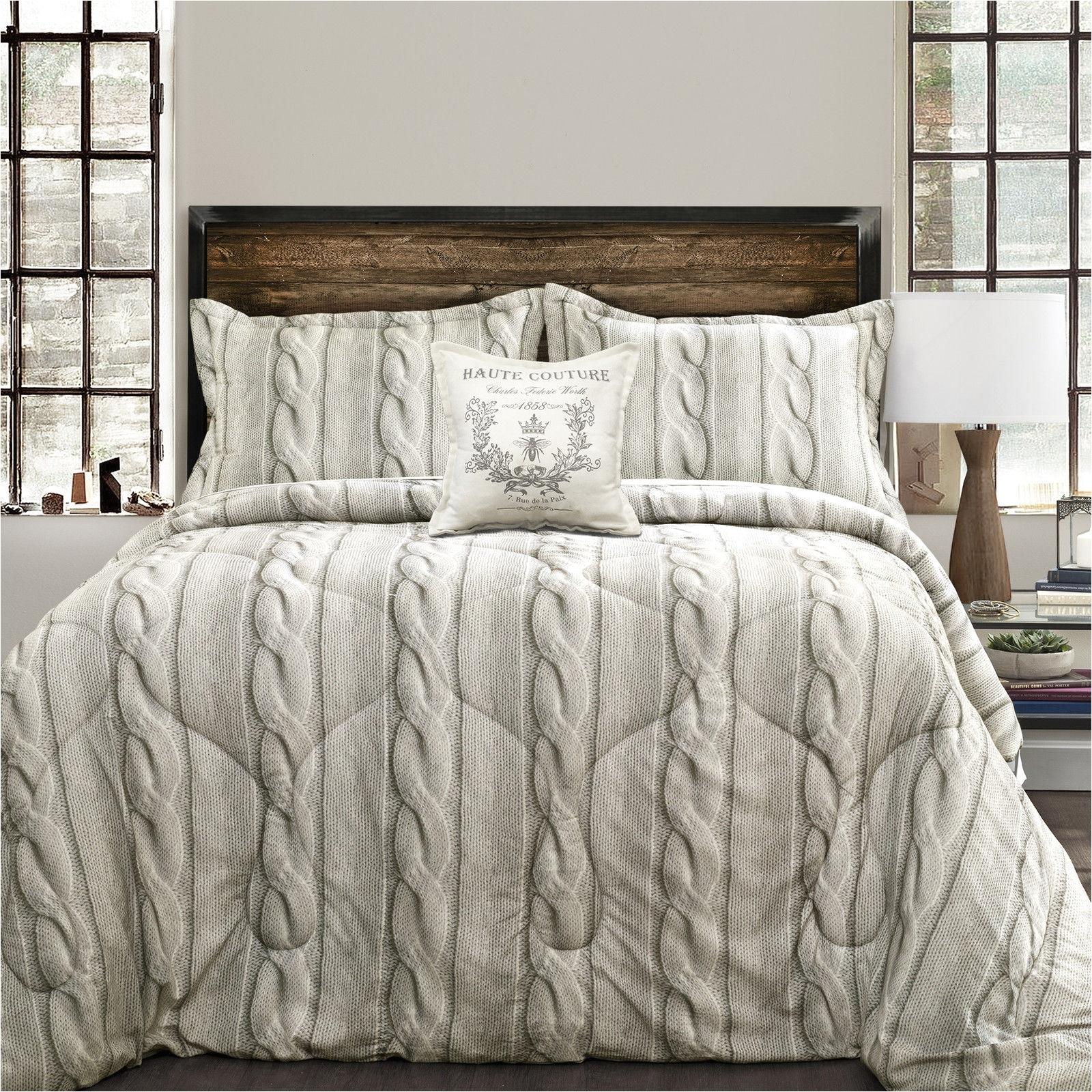 lush decor belle 4 piece comforter set best of laurel foundry modern farmhouse edgeworth 4 piece