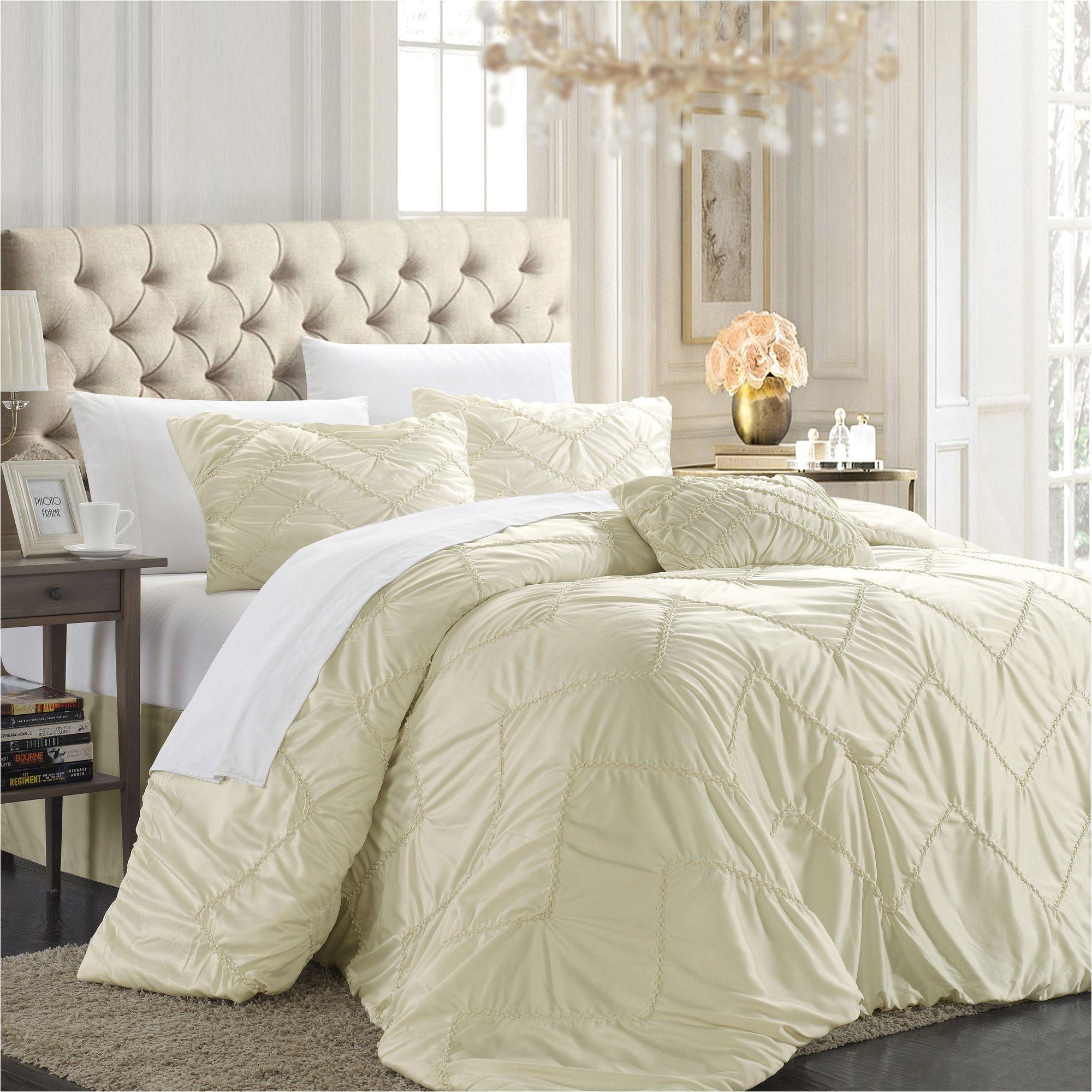 9 piece colette comforter set
