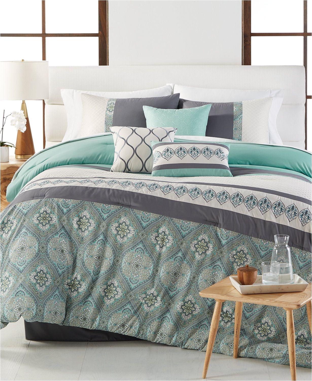 hampton comforter sets bed in a bag bed bath macy s