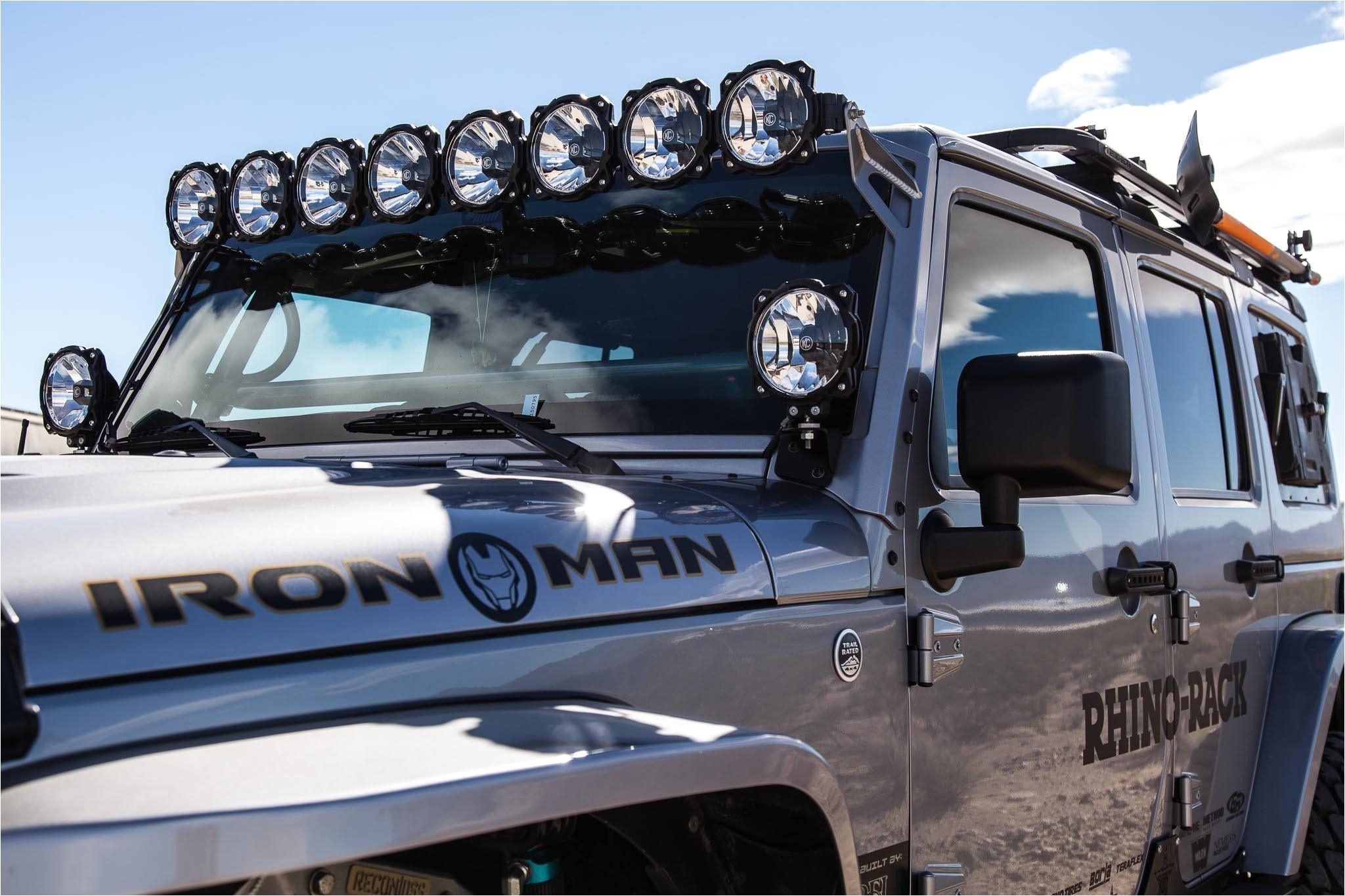Magnum Headache Rack with Lights 64 Fresh Of ford F150 Light Bar