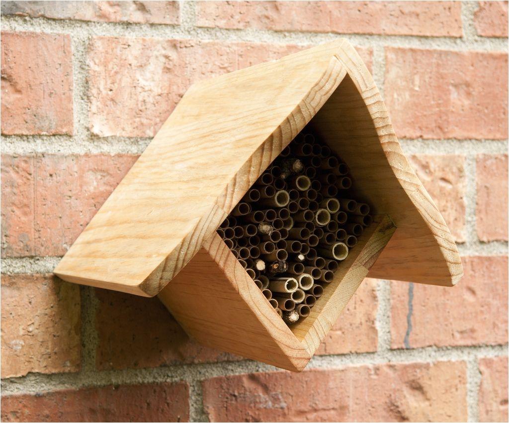 diamond mason bee house