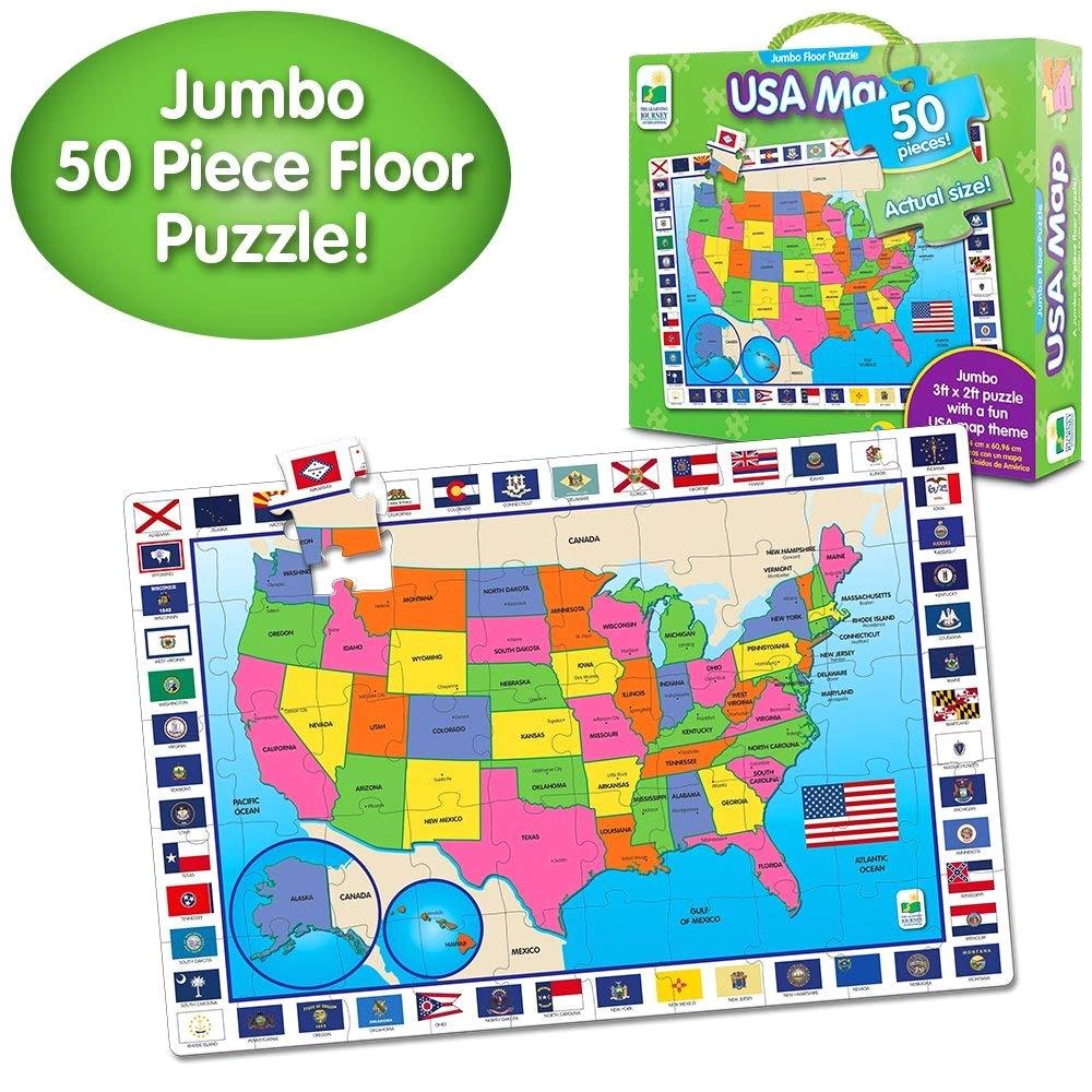 50 inspirational melissa and doug usa puzzle gallery 41443