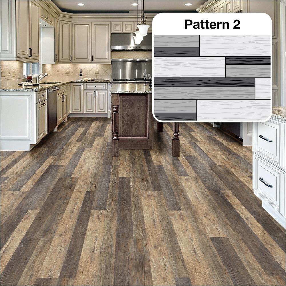 kitchen laminate flooring ideas inspirational multi width x 47 6 in stafford oak luxury vinyl plank