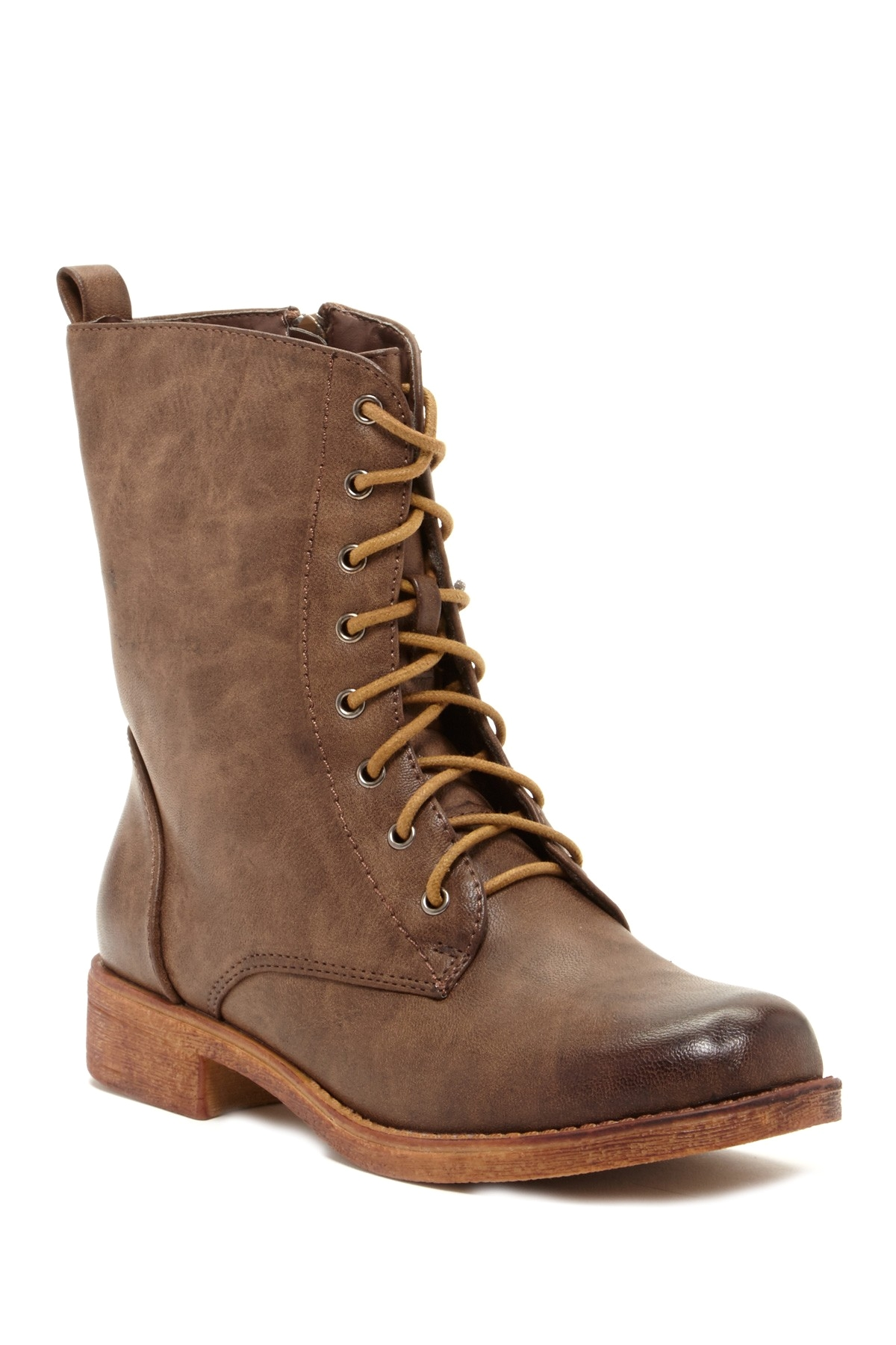 Mens Timberland Boots nordstrom Rack Bucco sonata Overlay Combat Boot nordstrom Rack