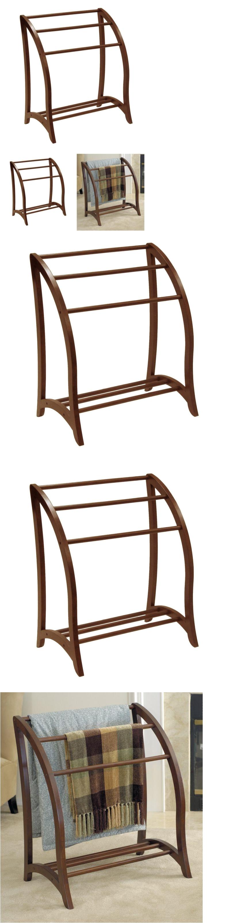 quilt hangers and stands 83959 towel floor stand holder standing blanket hanger quilt bathroom wooden