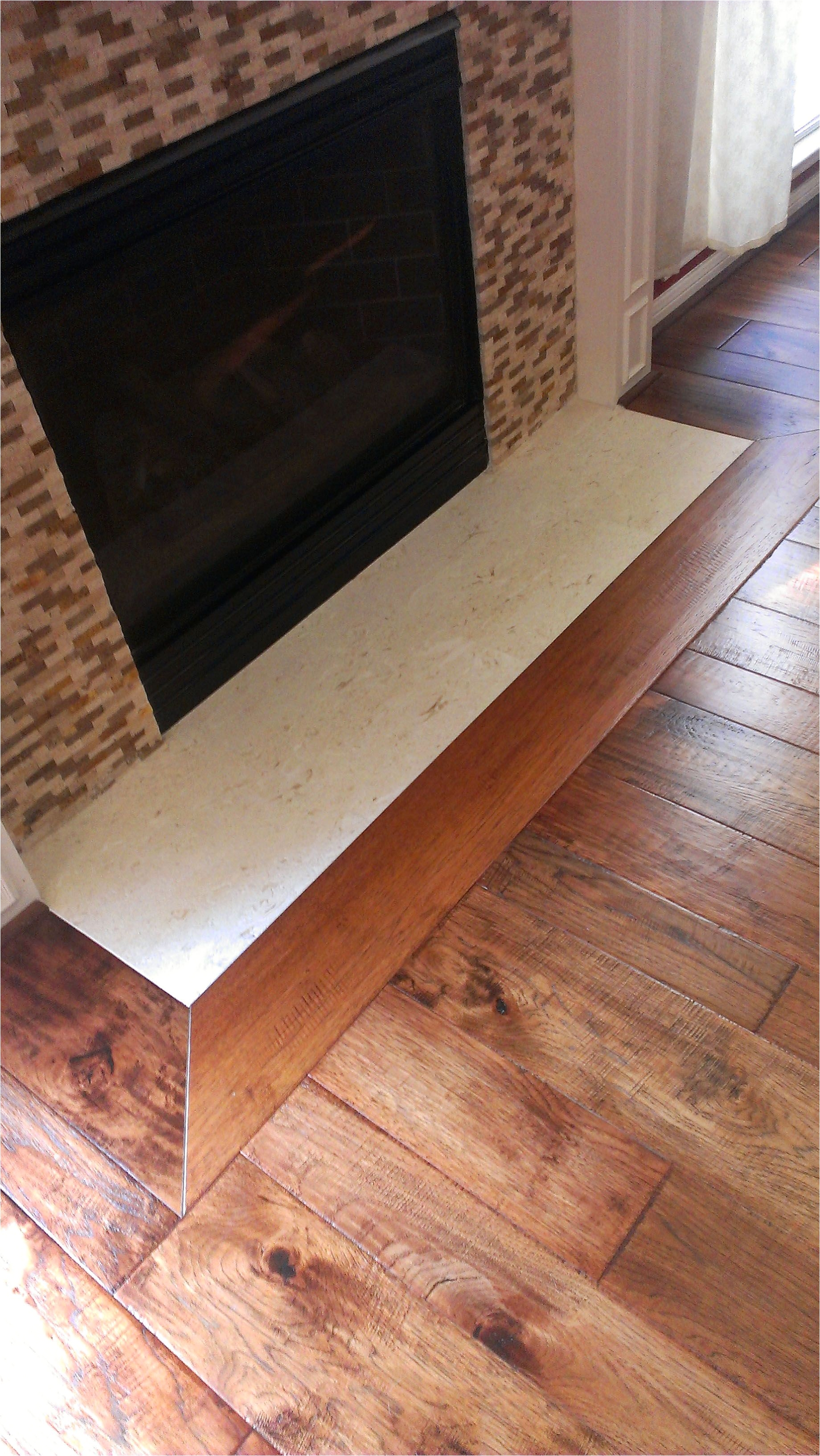 johnson hardwood flooring tuscan series color toscana and mosaic tiles for fireplace remodeling