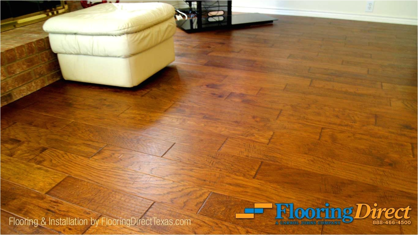 hardwood flooring in plano residence