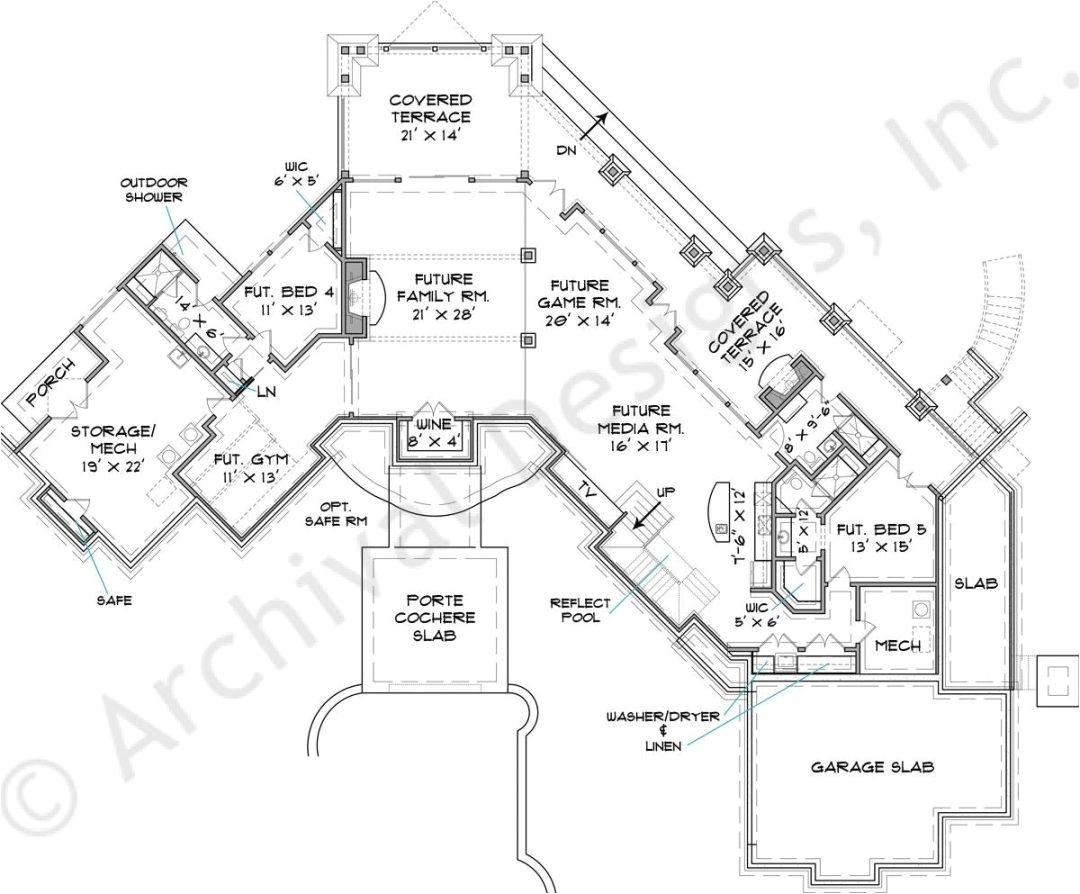 mountain house plans with a view house plans for view lots narrow front mountain