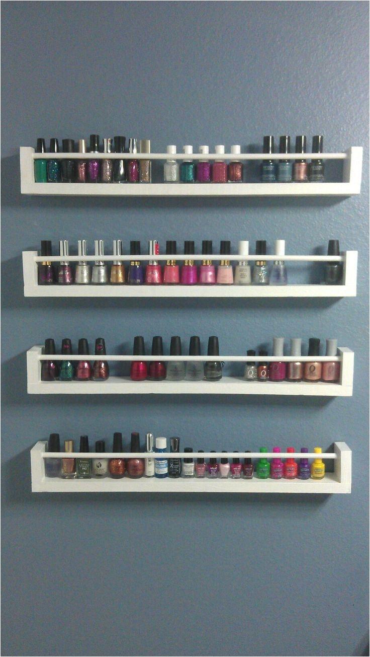 nail polish storage etagere a epice