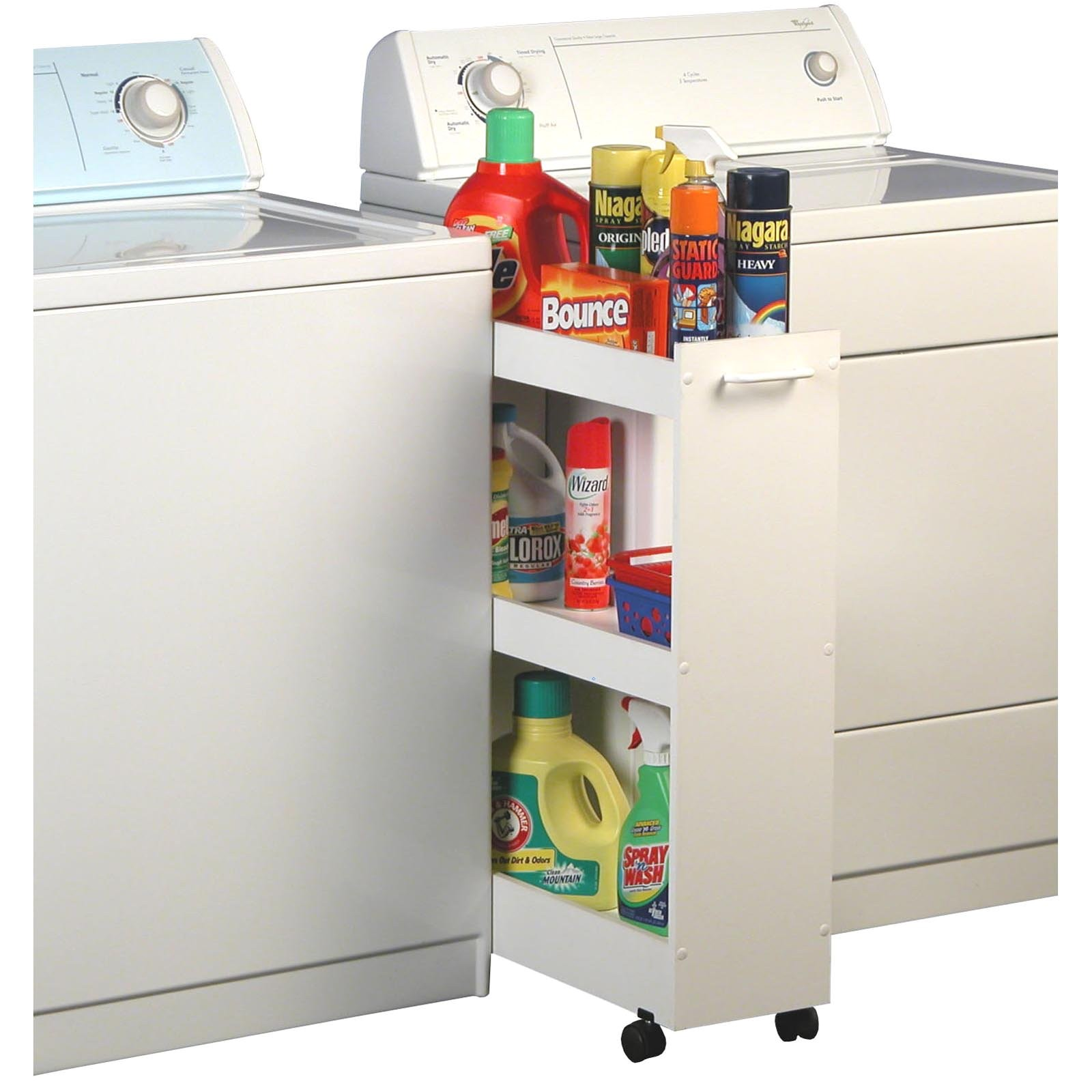 Narrow Shelf Between Washer and Dryer Beautiful Venture Horizon Laundry Caddy Walmart Com