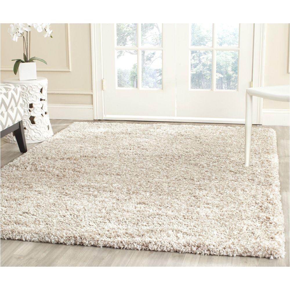safavieh new york shag beige beige rug 8 x 10