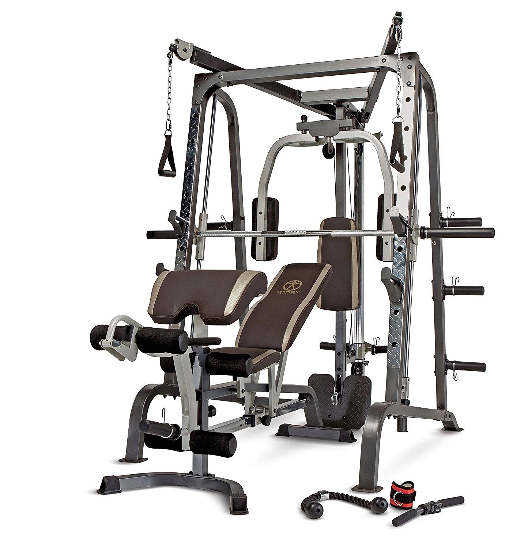 Nautilus Squat Rack Price Smith Machines Amazon Com