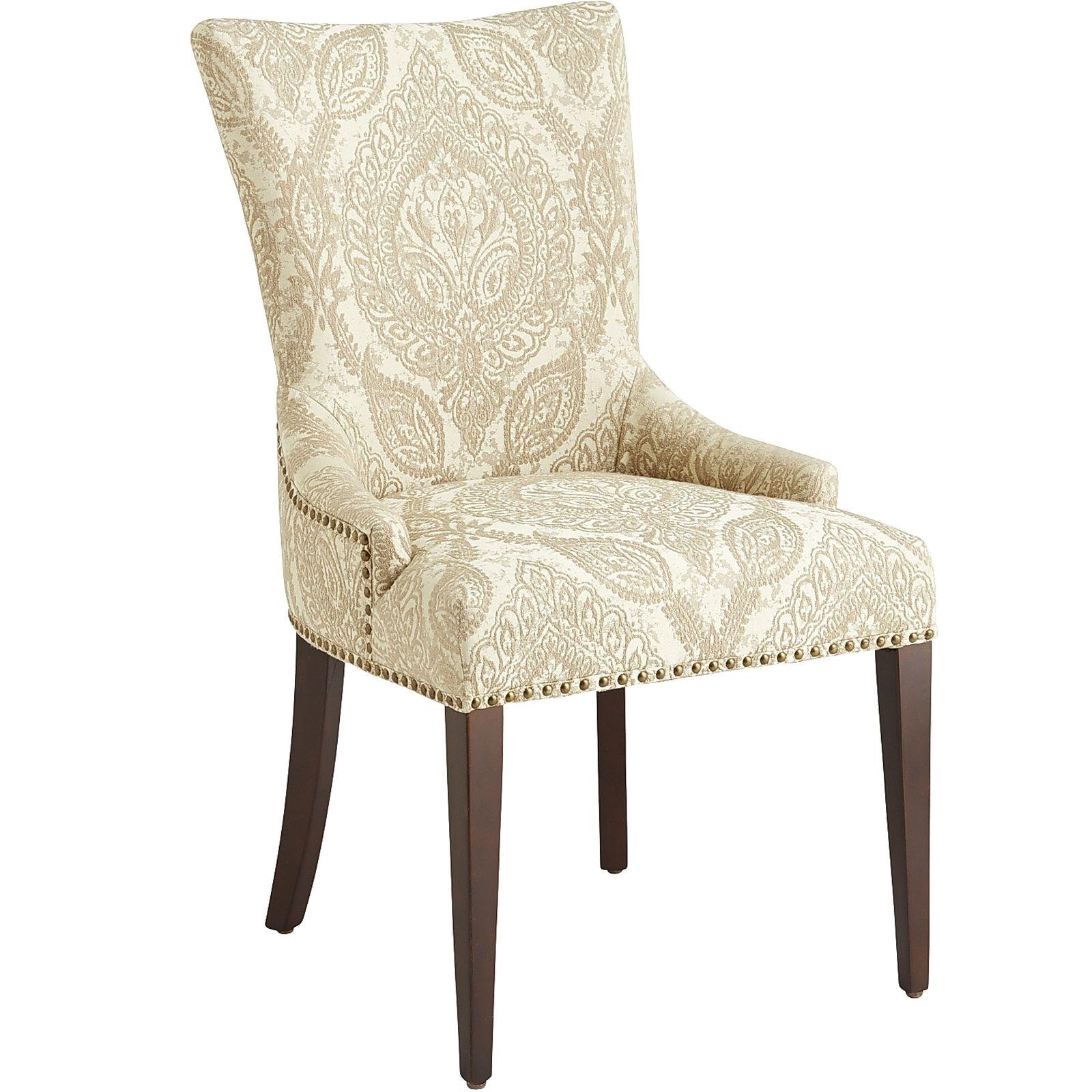 Navy Nailhead Parsons Chair Adelle Khaki Dining Chair Nailhead Trim Dining Chairs and Antique