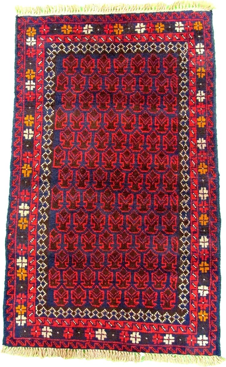 navy blue 2 10 x 4 9 balouch rug area rugs esalerugs