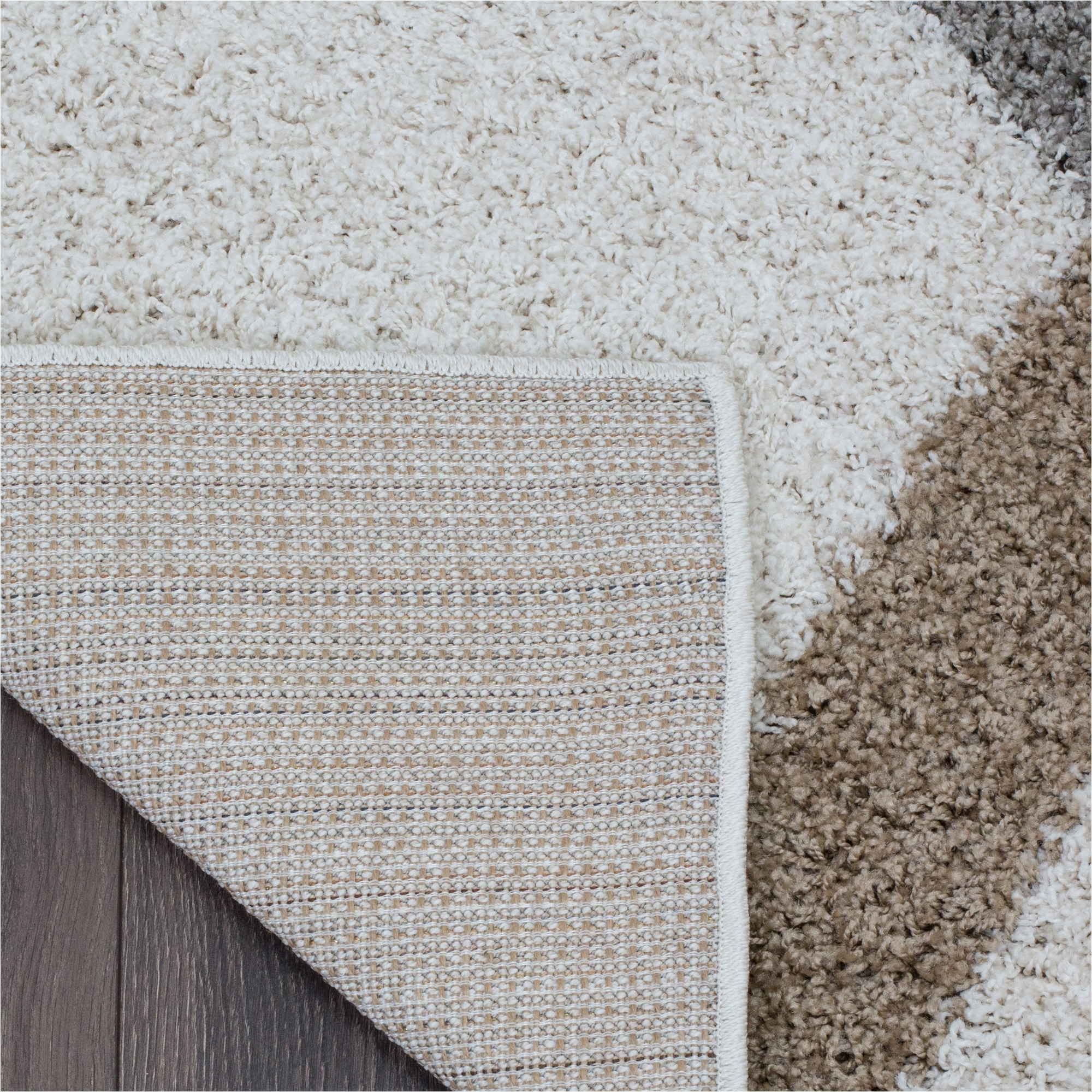 affordable nicole miller designer area rug white beige geometric swirls carpet shag rug with designer area rug
