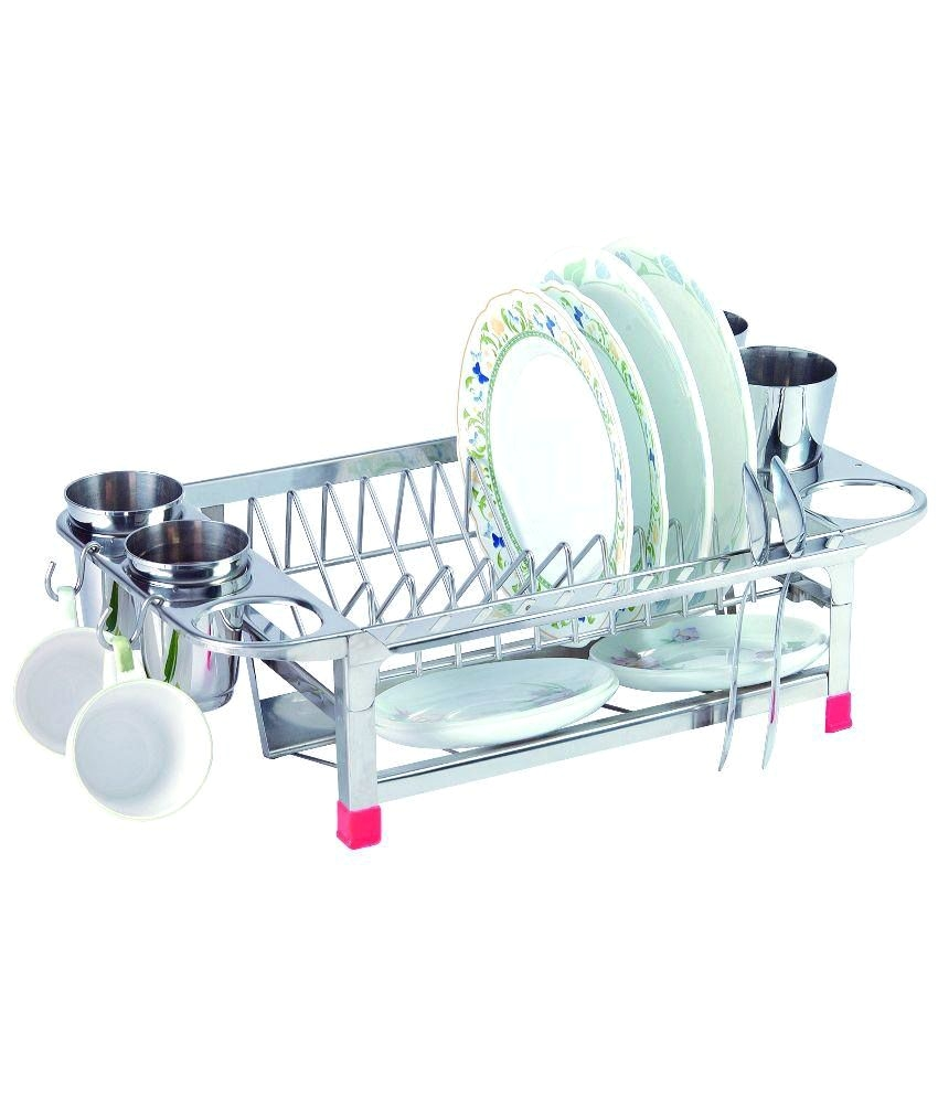amol stainless steel dish racks
