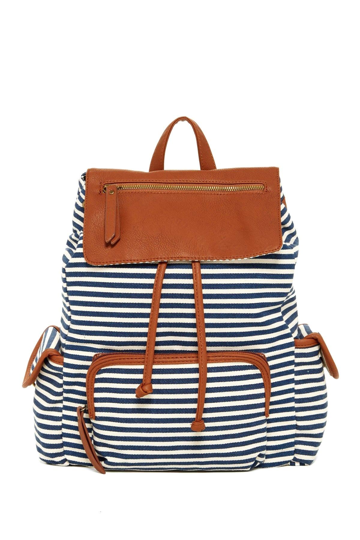 side pocket backpack by steve madden on nordstrom rack
