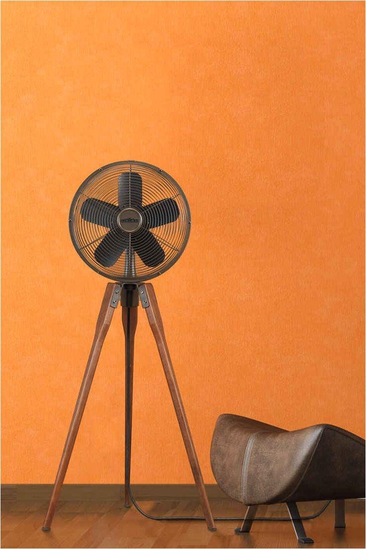 fanimation arden oil rubbed bronze oscillating floor fan with black blades
