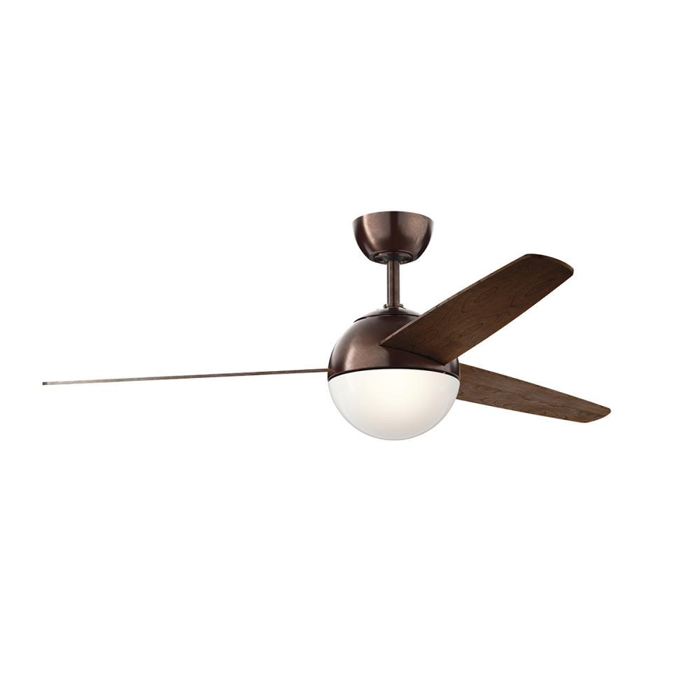 Oil Rubbed Bronze Oscillating Floor Fan Kichler 300710obb 56 Inch Bisc Fan Led In Oil Brushed Bronze