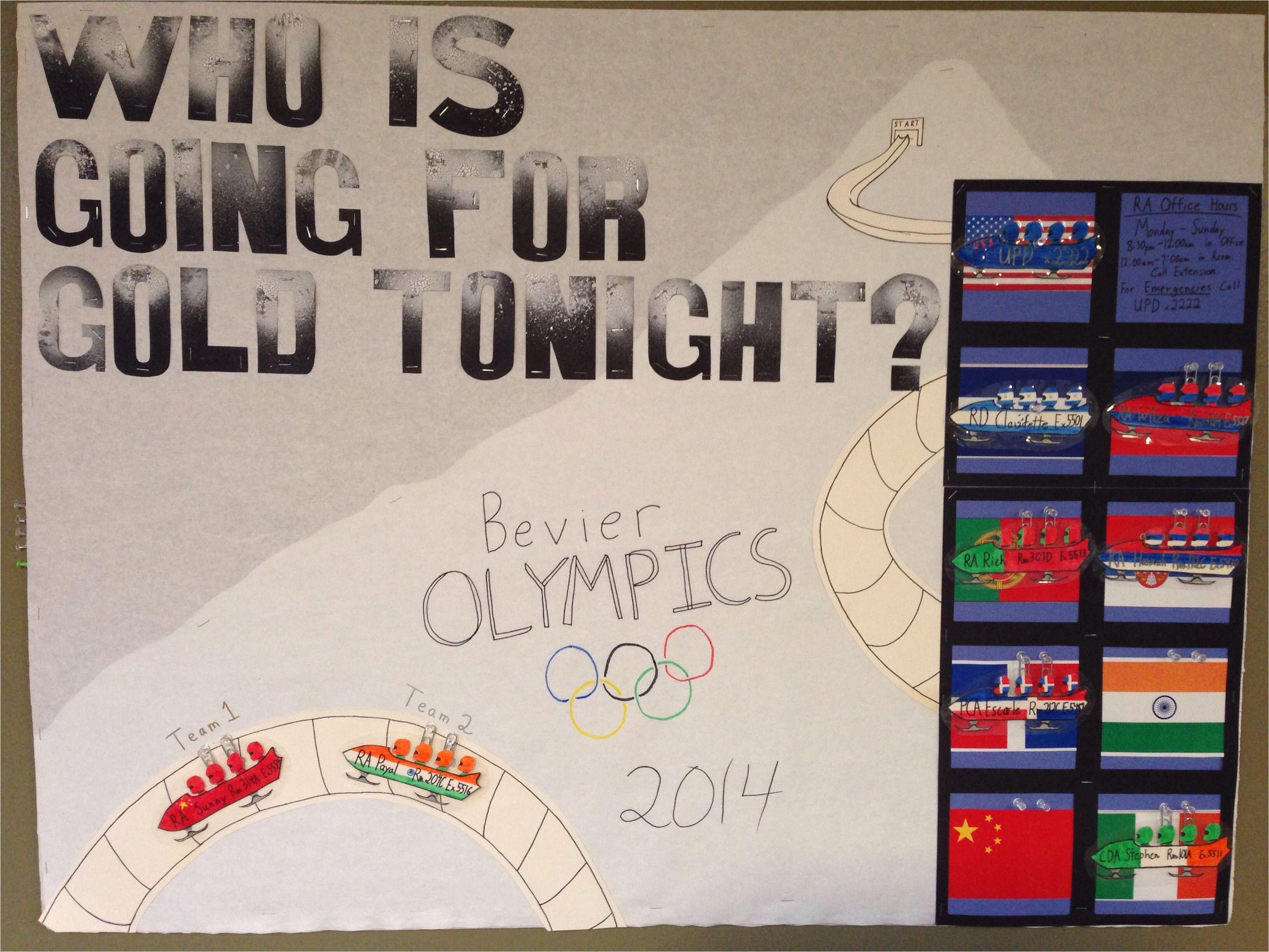 winter olympics theme newpaltzra