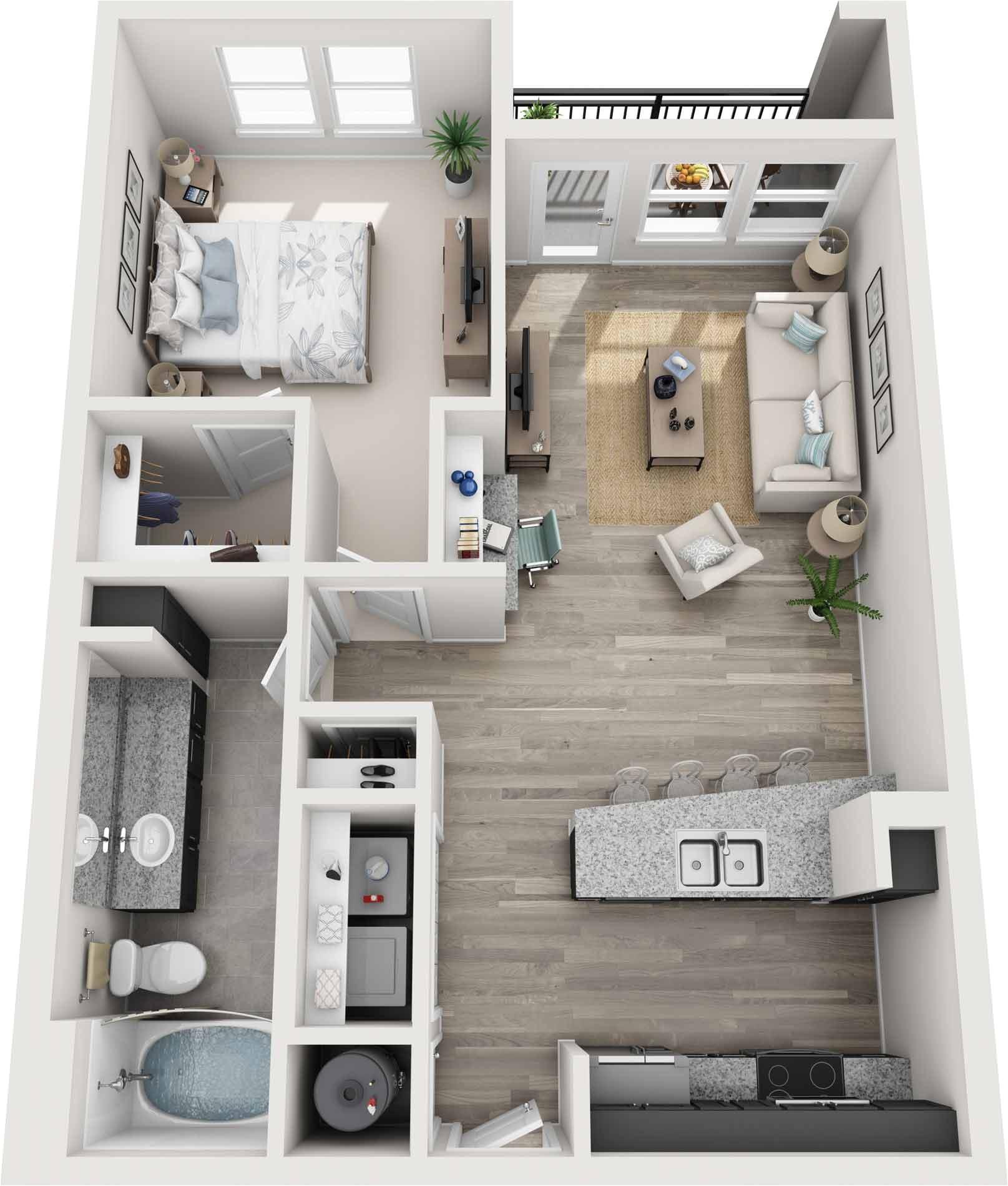 One Bedroom Apartments Near Nashville Elliston 23 Luxury Pet Friendly Apartments In Nashville Tn the