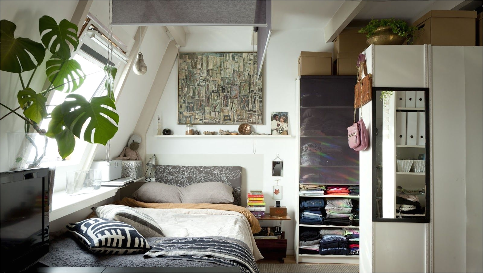 achados de decoraa a o kitnet charmosa ela mora em 30m2