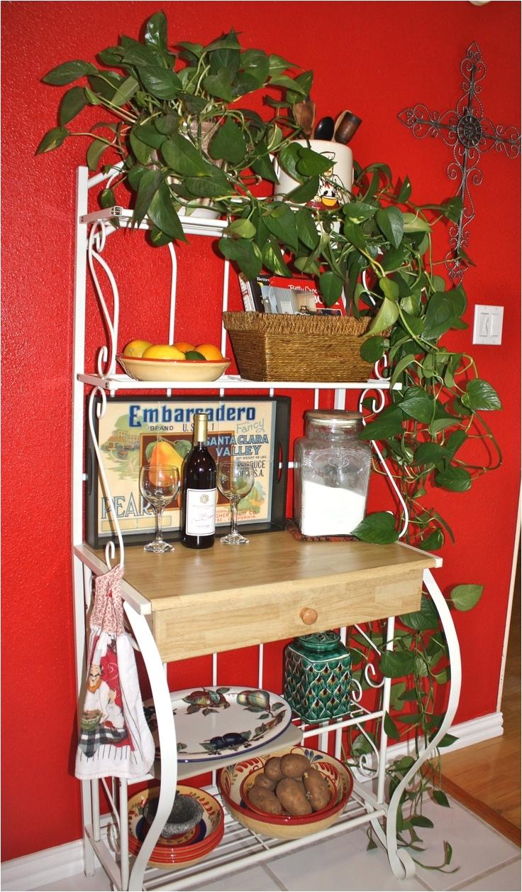 baker s rack idea for refurbishing mine