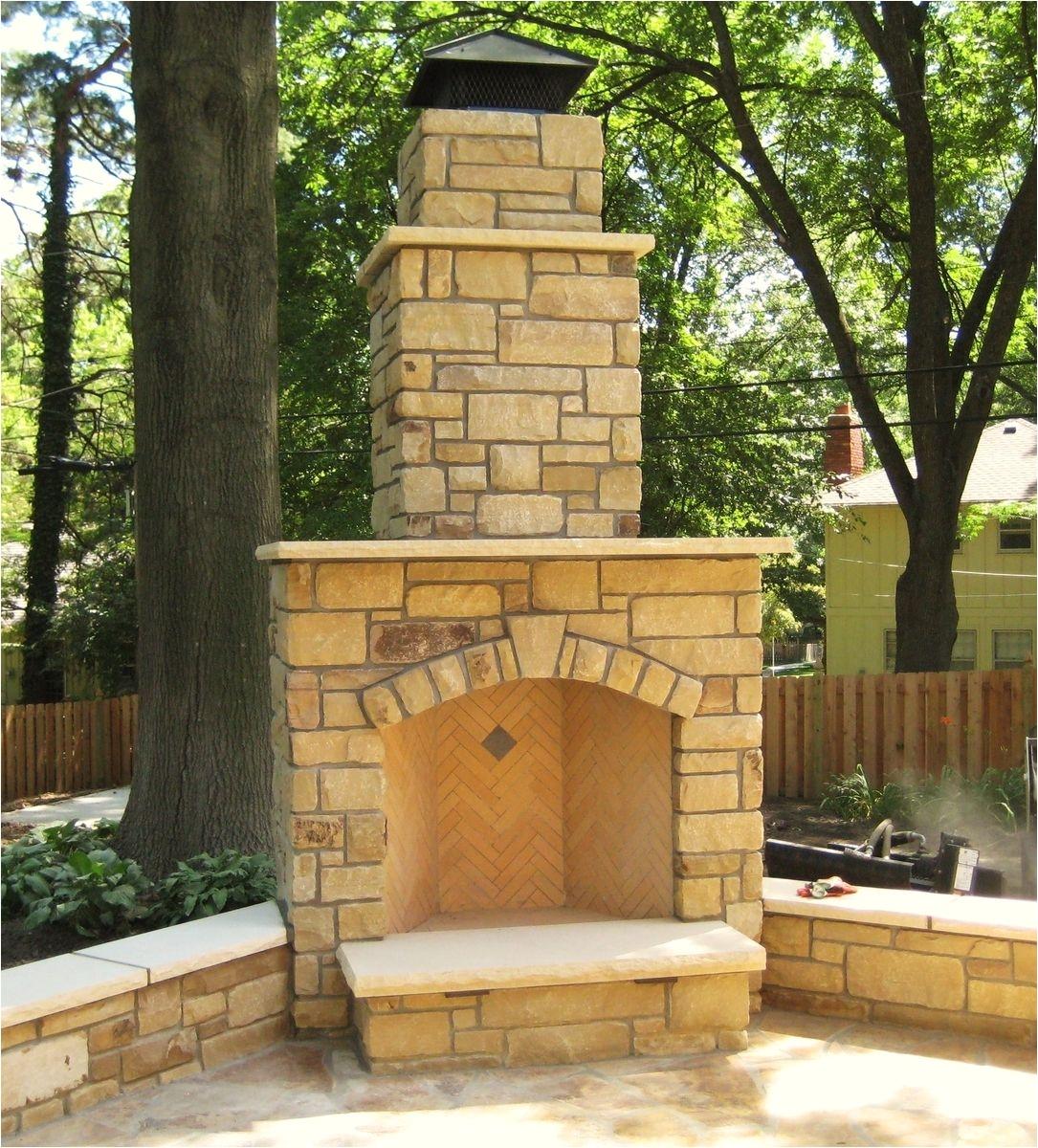 custom made 42 outdoor rumford fireplace