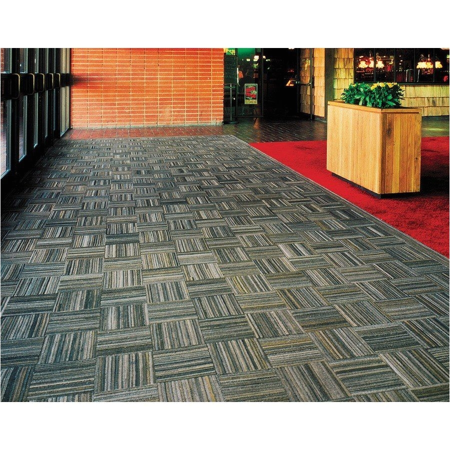 tire tex carpet tile 12 x 12 gray