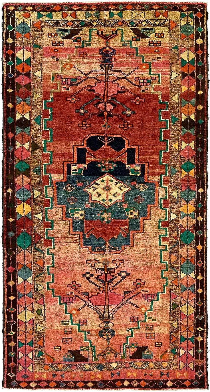 red 4 2 x 7 8 hamedan persian rug persian rugs esalerugs