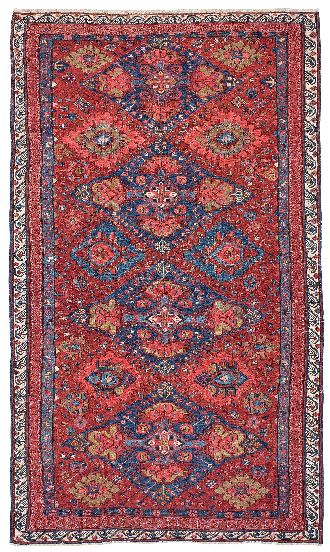 oriental rug a east caucasian sumak