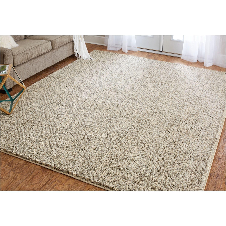 mohawk home laguna aztec sktech area rug 5 x 8 aztec sktech gray beige size 5 x 8 polyester geometric