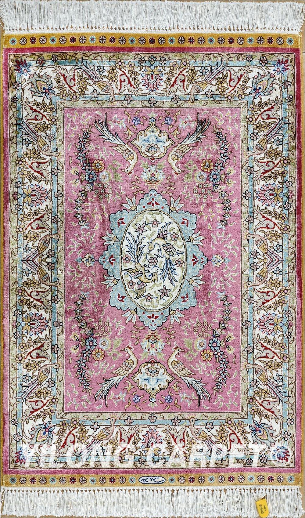 pink persian rug oriental turkish carpet silk rug tabriz rugs hereke area rugs materials silk